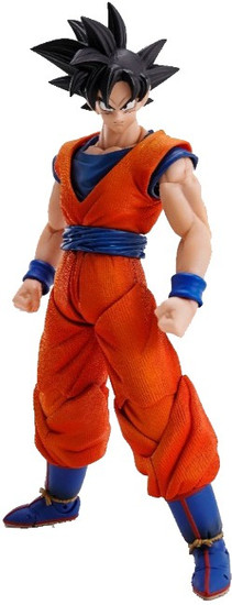 Dragon Ball Tamashii Nations Imagination Works Son Goku Action Figure