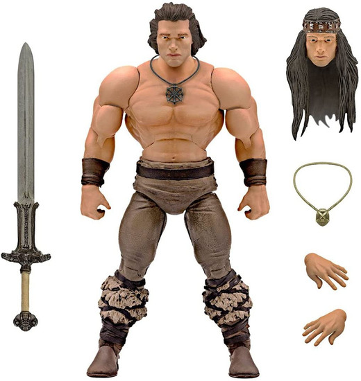 Ultimate Iconic Movie Pose Conan the Barbarian Deluxe Action Figure (Pre-Order ships May)