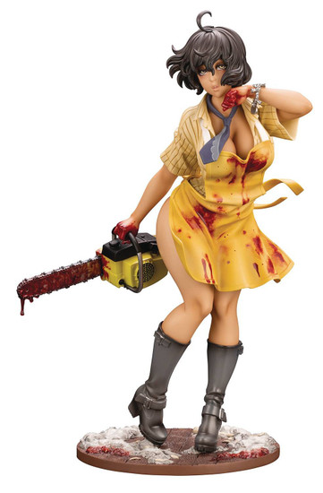 Texas Chainsaw Massacre Bishoujo Leatherface Statue (Pre-Order ships January)