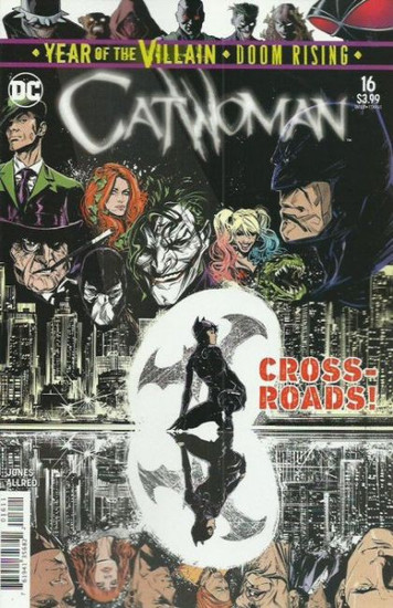 DC Comics Catwoman, Vol. 5 #16A Comic Book