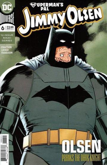DC Comics Jimmy Olsen, Vol. 2 #6A Comic Book