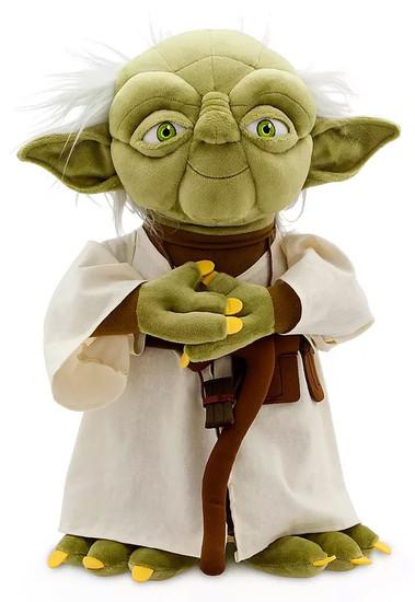 Disney Star Wars The Empire Strikes Back Yoda Exclusive 17-Inch Plush
