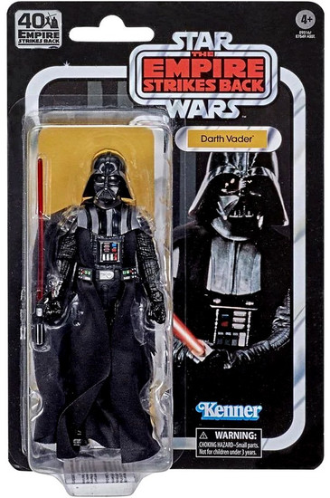 Star Wars The Empire Strikes Back 40th Anniversary Wave 3 Darth Vader Action Figure (Pre-Order ships September)