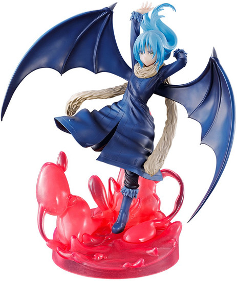 That Time I Got Reincarnated as a Slime Ichiban Rimuru 7.1-Inch Collectible PVC Figure [Wrath of God] (Pre-Order ships January)