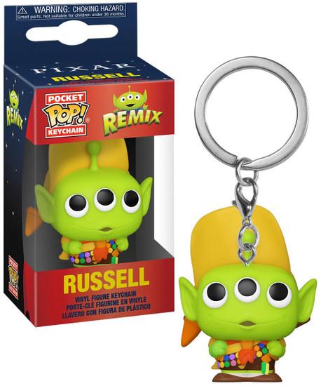 Funko Disney / Pixar Pocket POP! Alien as Russell Keychain
