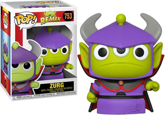 Funko Disney / Pixar POP! Disney Alien as Zurg Vinyl Figure