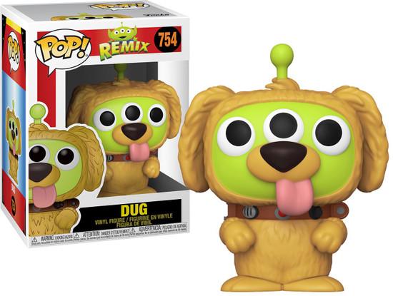 Funko Disney / Pixar POP! Disney Alien as Dug Vinyl Figure