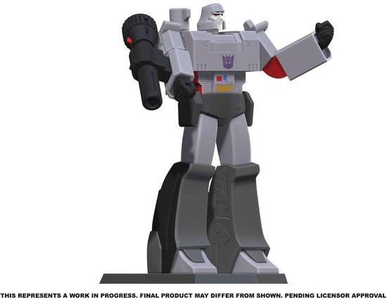 "Transformers Megatron 9-Inch 9"" Collectible PVC Statue (Pre-Order ships November)"