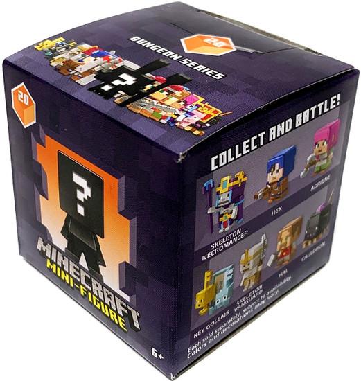 Minecraft Dungeons Series 20 Mystery Pack [1 RANDOM Figure]