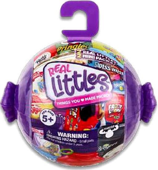Shopkins Real Littles Season 14 Exclusive Mystery Mini Pack [2 Shopkins & 2 Mini Packs!]