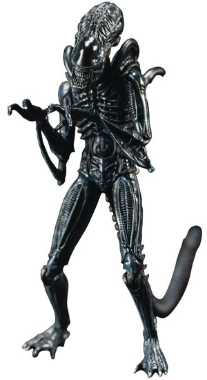 Aliens Xenomorph Alien Warrior Action Figure [Blue] (Pre-Order ships February)