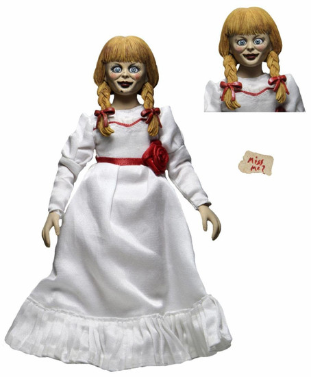 NECA The Conjuring Annabelle Clothed Action Figure (Pre-Order ships February)
