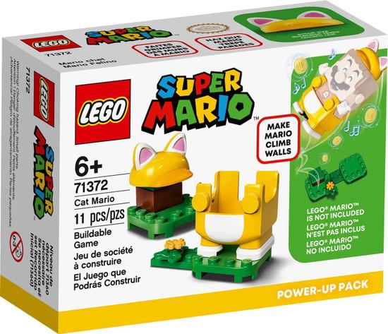 LEGO Super Mario Cat Mario Power-Up Pack Set #71372