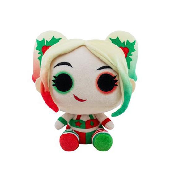 Funko DC Holiday Holly Quinn Plush (Pre-Order ships November)