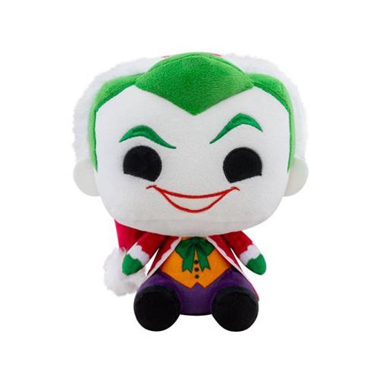 Funko DC Holiday Santa Joker Plush (Pre-Order ships January)