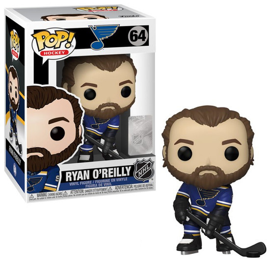 Funko NBA St. Louis Blues POP! NHL Ryan O'Reilly Vinyl Figure