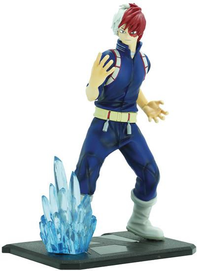 My Hero Academia Shoto Todoroki 8-Inch PVC Figure