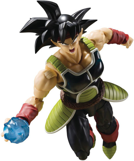 Dragon Ball Z S.H. Figuarts Bardock Action Figure (Pre-Order ships February)