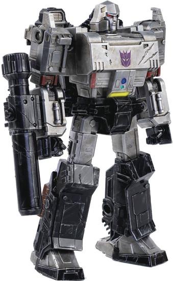 "Transformers Megatron 10-Inch 10"" Deluxe Scale Figure (Pre-Order ships April)"