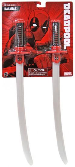 Marvel Deadpool Katanas Roleplay Toy [Loose]