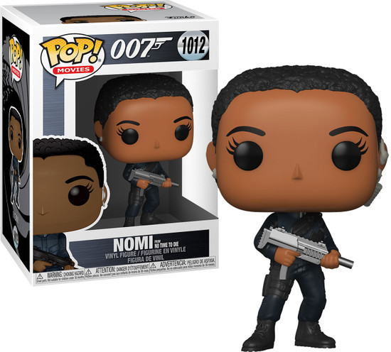 Funko James Bond No Time To Die POP! Movies Nomi Vinyl Figure