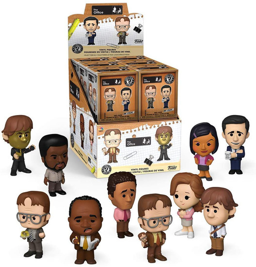 Funko Mystery Minis The Office Mystery Box [12 Packs]