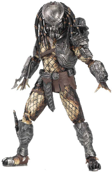 Alien vs. Predator Damaged Celtic Predator Exclusive Action Figure (Pre-Order ships August)