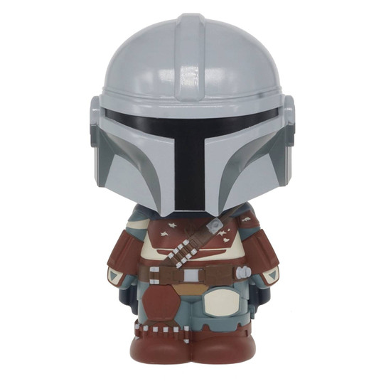 Star Wars The Mandalorian Mandalorian PVC Bank (Pre-Order ships January)
