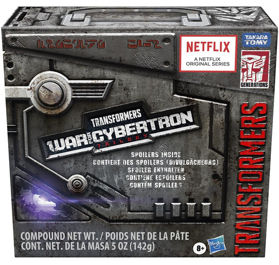 Transformers Generations Series-Inspired Battle Worn Nemesis Prime Leader Leader Spoiler Pack [War for Cybertron] (Pre-Order ships March)