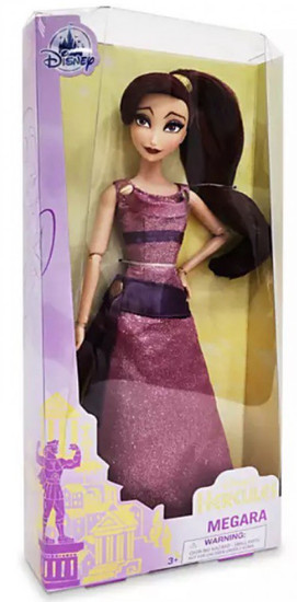 Disney Princess Hercules Classic Megara Exclusive 11.5-Inch Doll