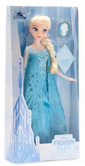 Disney Frozen Classic Elsa Exclusive 11.5-Inch Doll [with Pendant]