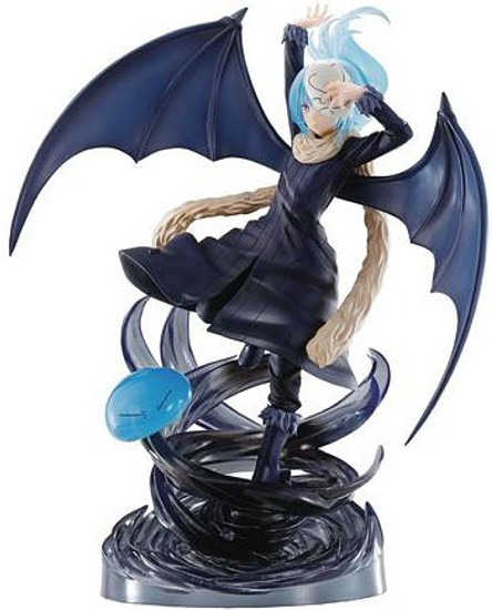That Time I Got Reincarnated as a Slime Ichiban Wrath Of God Rimuru Automatic Battle Version 7.1-Inch Collectible PVC Figure [Harvest Festival] (Pre-Order ships March)