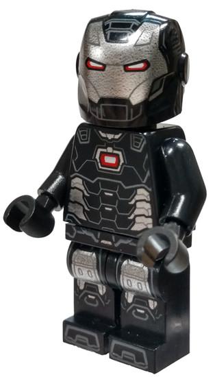LEGO Marvel Super Heroes Avengers War Machine Minifigure [Loose]
