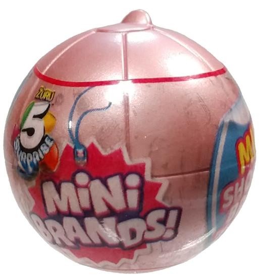 5 Surprise Mini Brands! 1-Inch Miniature [Loose]