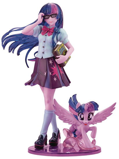 My Little Pony Friendship is Magic Bishoujo Twilight Sparkle Statue [Limited Edition] (Pre-Order ships January)