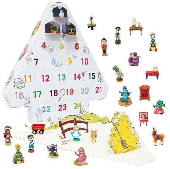 Disney Littles 2020 Animators' Collection Advent Calendar Exclusive Set