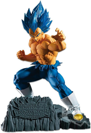 Dragon Ball Z Mystery Figure 7.8-Inch Collectible PVC Figure [Dokkan Battle] (Pre-Order ships April)