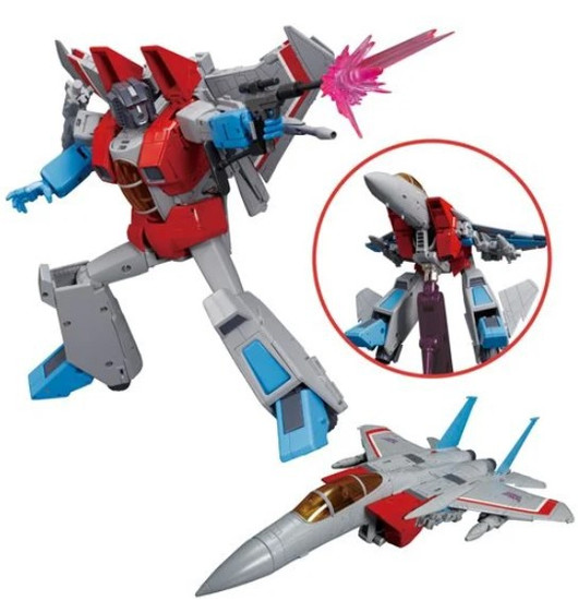 Transformers Masterpiece Series Starscream 2.0 Action Figure MP-52 (Pre-Order ships June)