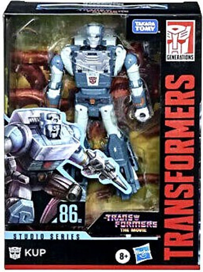 Transformers Generations Studio Series 86 Kup Deluxe Action Figure (Pre-Order ships February)