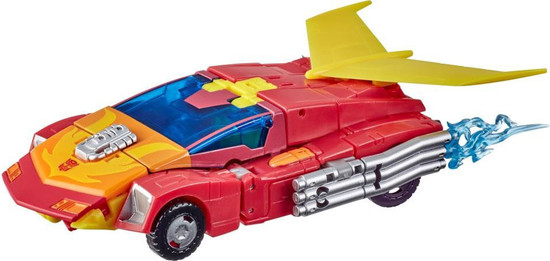 Transformers Generations Studio Series 86 Hot Rod Voyager Action Figure