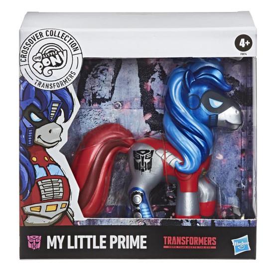 Transformers & My Little Pony Optimus Prime Comic Book