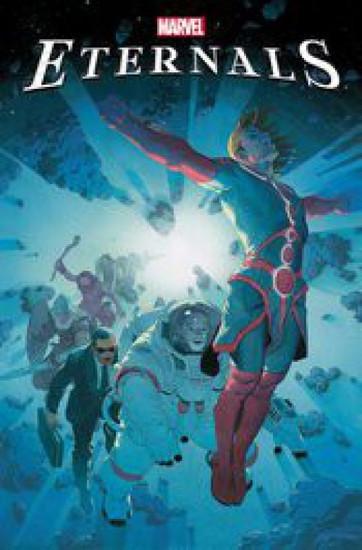 Marvel Comics Eternals #1 Comic Book (Pre-Order ships January)