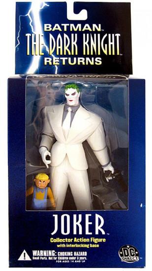 Batman The Dark Knight Returns The Joker Action Figure [Damaged Package]
