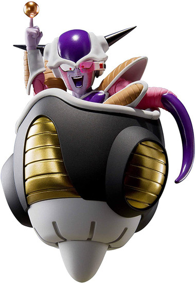 Dragon Ball S.H. Figuarts Frieza First Form & Frieza Pod Action Figure (Pre-Order ships May)
