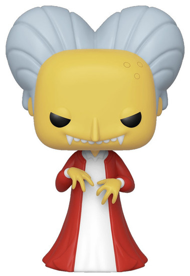 Funko The Simpsons Treehouse of Horror POP! Animation Vampire Mr. Burns Exclusive Vinyl Figure #825 [Damaged Package]