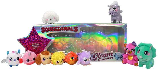Squeezamals Diamond Gleam Collection Exclusive 3.5-Inch Plush