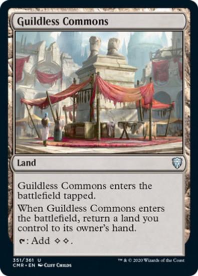 MtG Commander Legends Uncommon Guildless Commons #351
