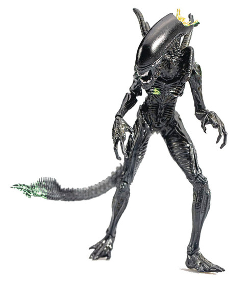 AVP Alien vs. Predator Xenomorph Alien Warrior Action Figure [Blownout] (Pre-Order ships October)