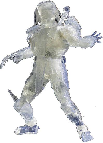 Alien vs. Predator Scar Predator Exclusive Action Figure [Invisiable] (Pre-Order ships November)