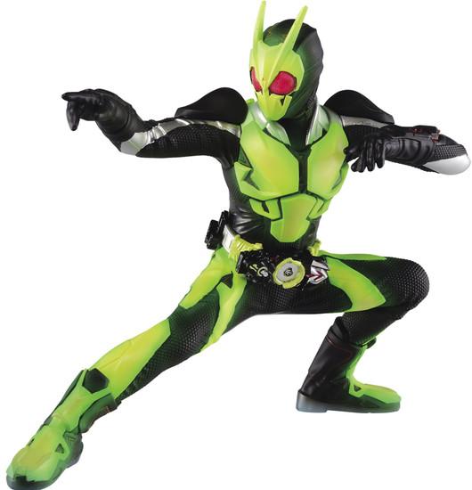 One Hero's Brave Kamen Rider Zero 3.9 Collectible PVC Figure (Pre-Order ships June)